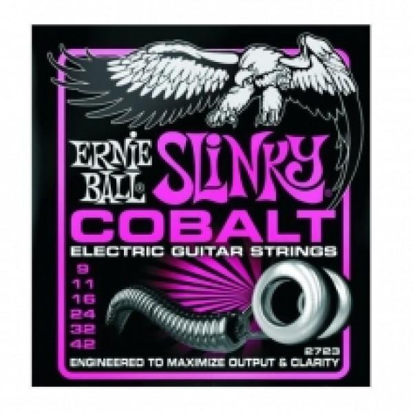 Ernie Ball Cobalt Super Slinky 09-42  2723