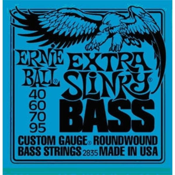 Ernie Ball Extra Slinky 40-95  2835