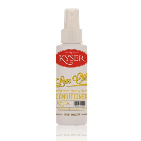KDS800 Kyser Lemon Oil Fretboard Conditioner