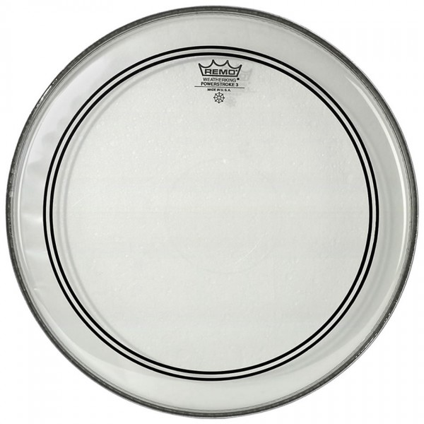 Remo 16'' Powerstroke 3 Clear