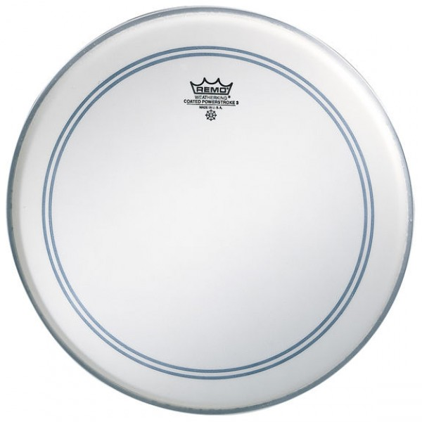 Remo 20'' Powerstroke 3 Coated Bass Drum