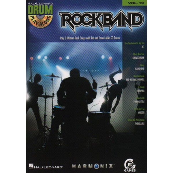Drum Play-Along : Rock Band