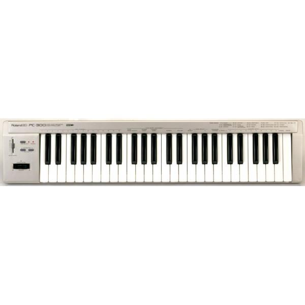 PC-300 MIDI Keyboard Controller Roland