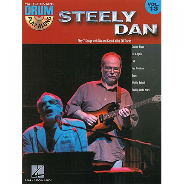 Drum Play-Along Vol.13 - Steely Dan