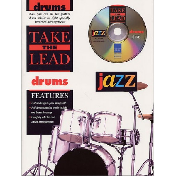 Take The Lead: Drums (Jazz)