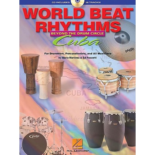 World Beat Rhythms: Cuba