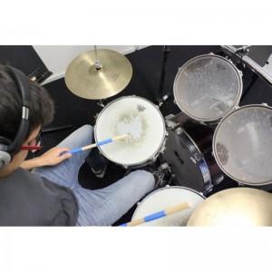 Ενοικιαζόμενοι χώροι μελέτης για Drummers και όχι μόνο!
